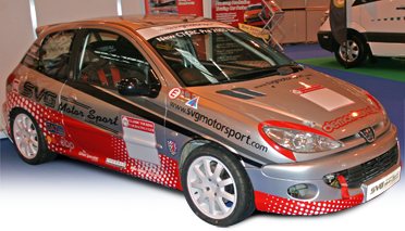 SVG Motor Sport pre2005 CTCRC Touring Car Series